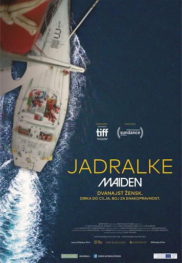 Jadralke (Maiden), dokumentarec